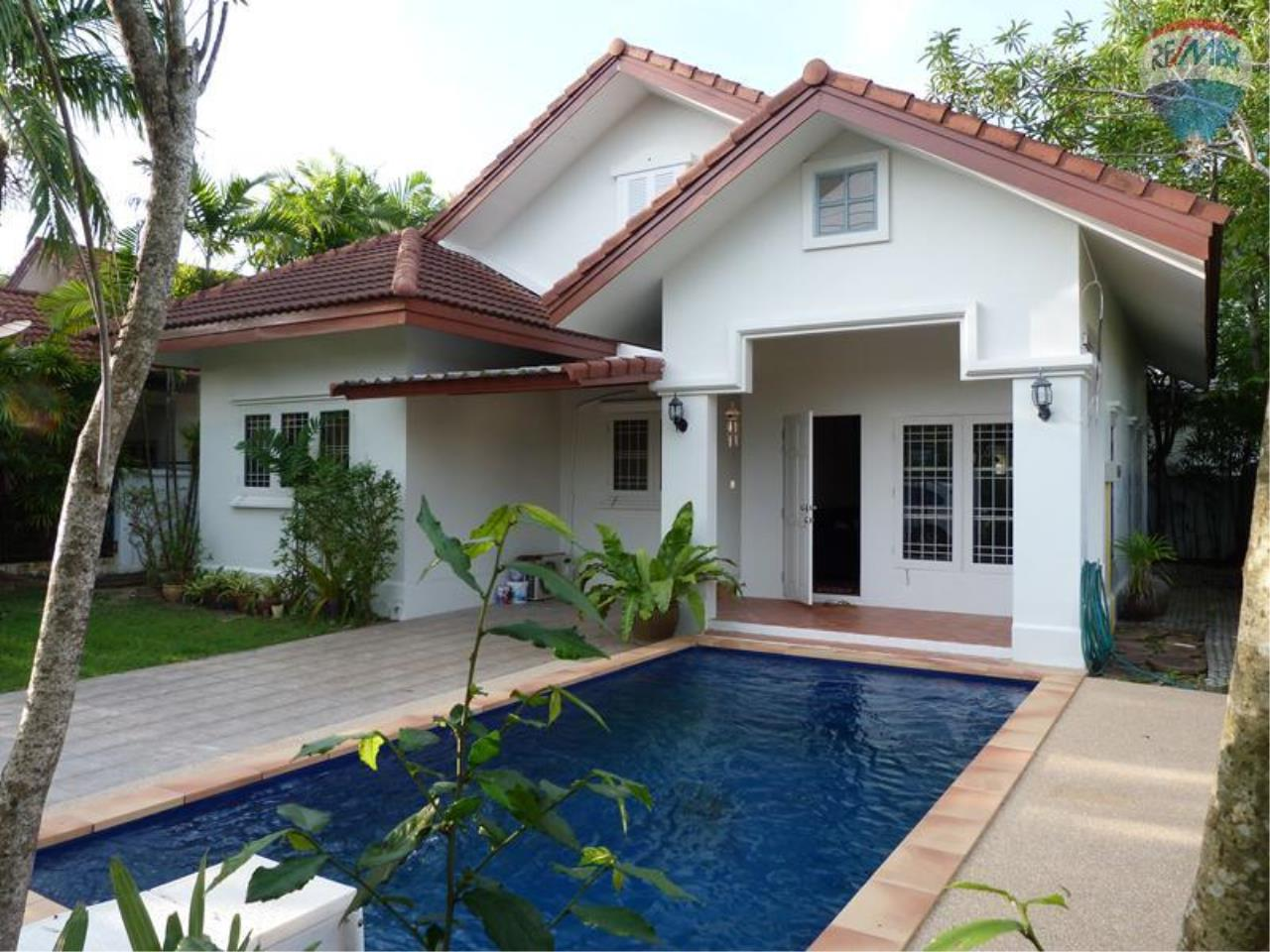 RE/MAX Top Properties Agency's Villa For Rent Land & House Chalong 1