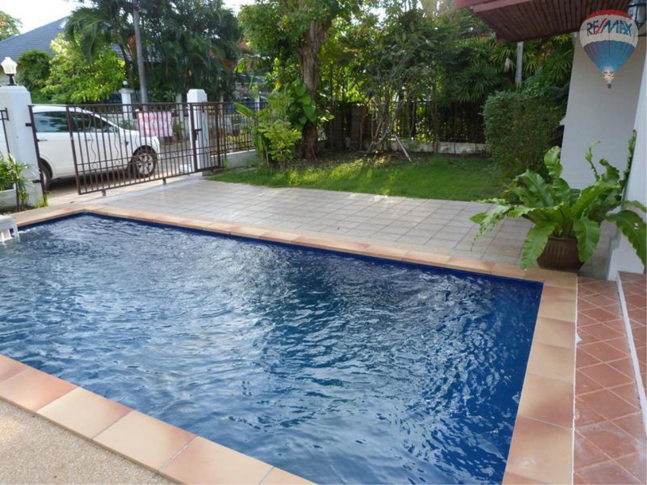 RE/MAX Top Properties Agency's Villa For Rent Land & House Chalong 3