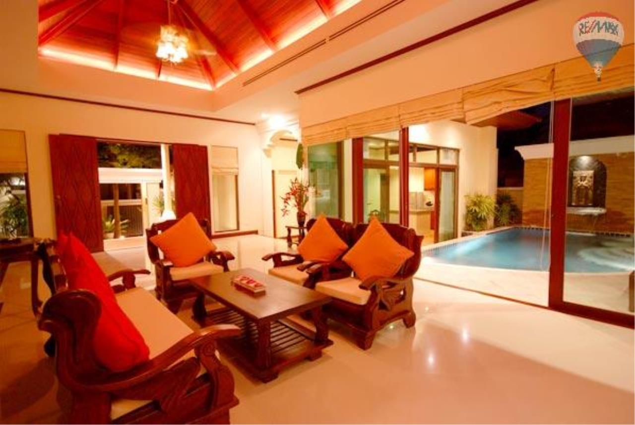 RE/MAX Top Properties Agency's 2 Bedrooms Private pool Villa For rent in Chergtalay 1