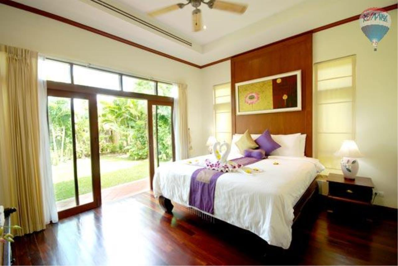 RE/MAX Top Properties Agency's 2 Bedrooms Private pool Villa For rent in Chergtalay 7