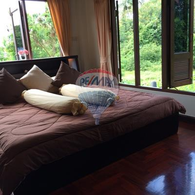 RE/MAX Top Properties Agency's 2 Storey house 3 bedrooms with spacious yard in Koh Samui 31