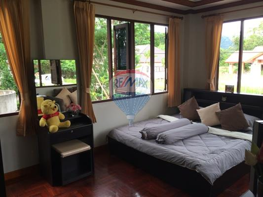 RE/MAX Top Properties Agency's 2 Storey house 3 bedrooms with spacious yard in Koh Samui 47