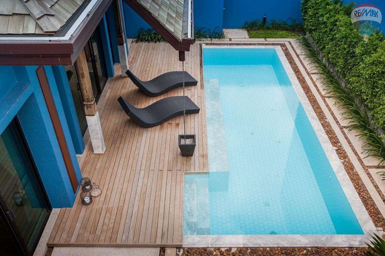 RE/MAX Top Properties Agency's Wings pool villa Layan Beach 2 bed 7