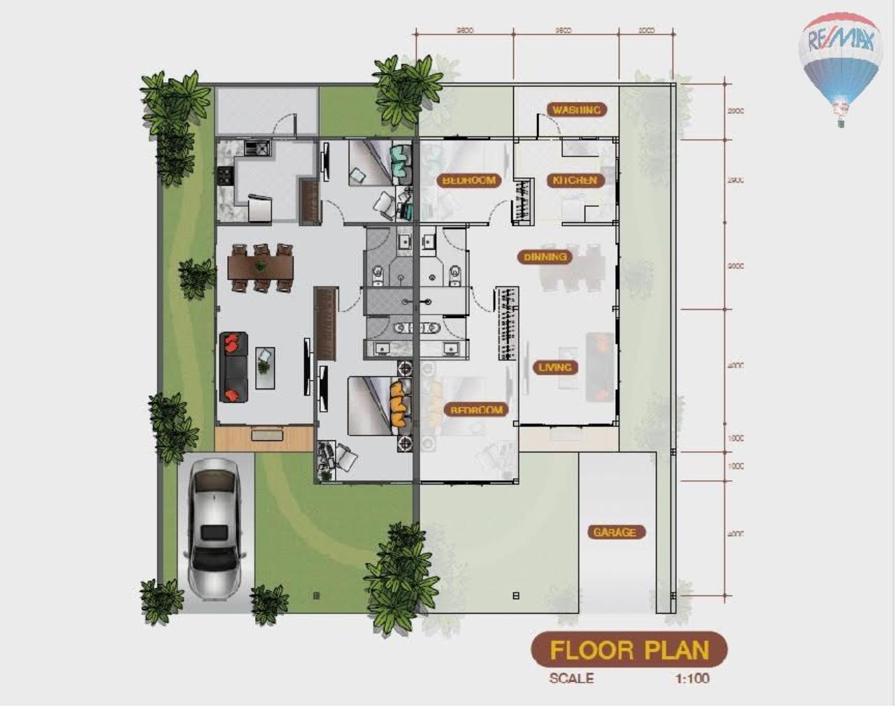 RE/MAX Top Properties Agency's  Ananda Twin house Thalang 7