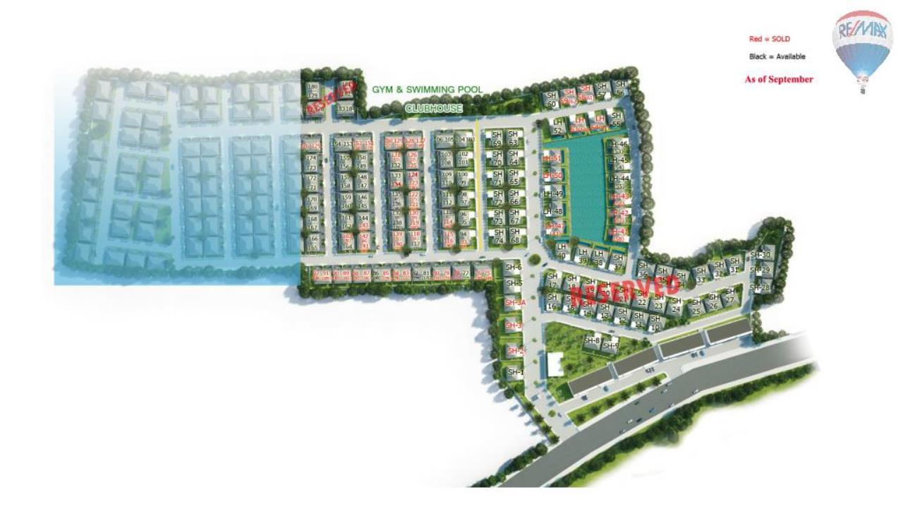 RE/MAX Top Properties Agency's  Ananda Twin house Thalang 8