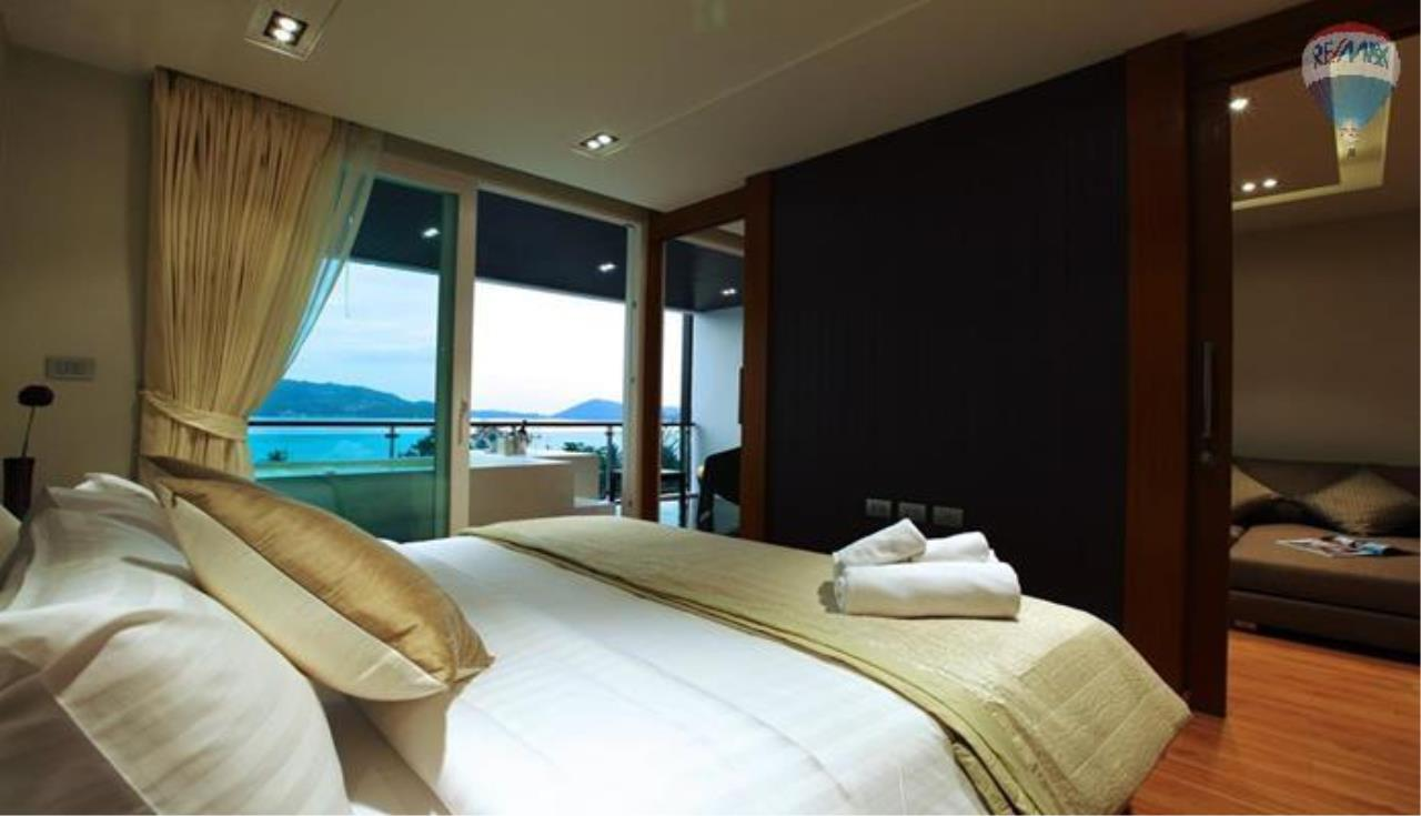 RE/MAX Top Properties Agency's One  bedroom sea view for rent in Patong 1
