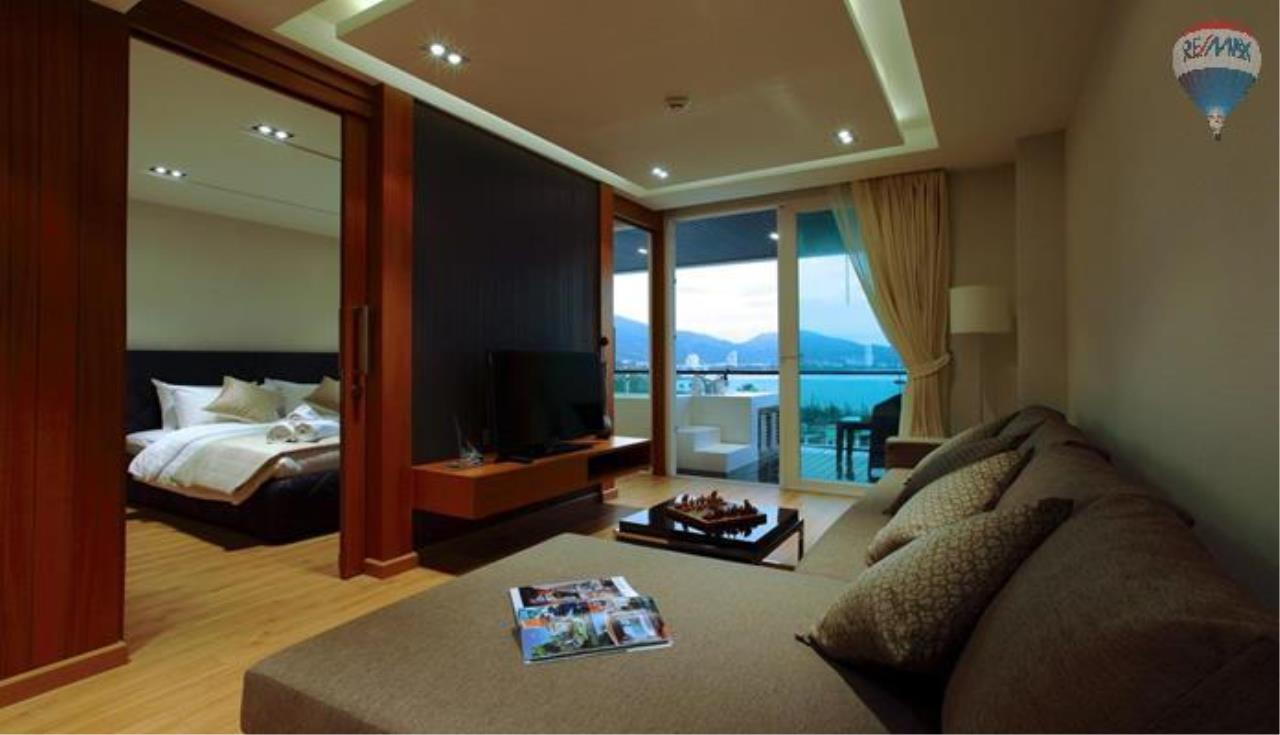 RE/MAX Top Properties Agency's One  bedroom sea view for rent in Patong 4