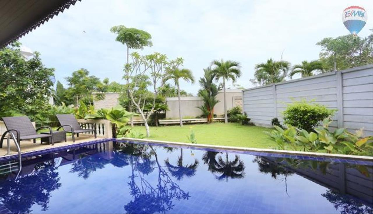 RE/MAX Top Properties Agency's 2 bedrooms pool Villa For rent In Layan 3