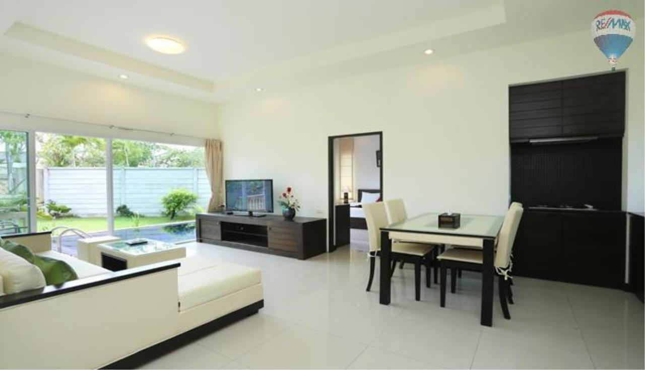 RE/MAX Top Properties Agency's 2 bedrooms pool Villa For rent In Layan 9