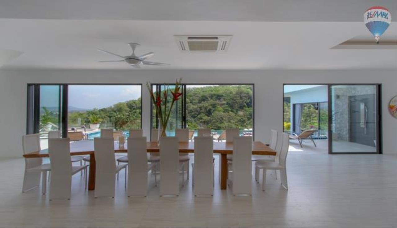 RE/MAX Top Properties Agency's 9 Bedrooms Villa with Sea View in Bangtao 9