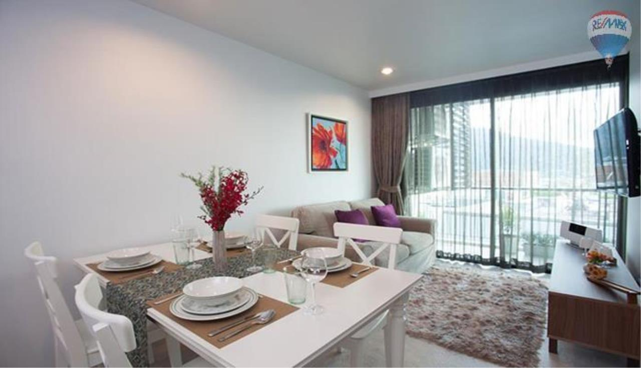RE/MAX Top Properties Agency's Studio with sea view  In Patong 1