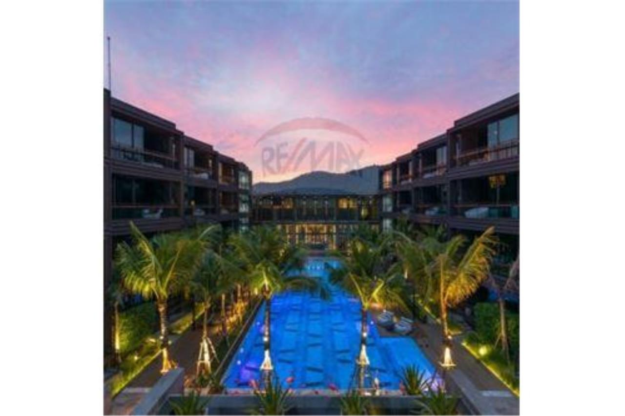 RE/MAX Top Properties Agency's PHUKET,NAI HARN BEACH,CONDO 2 BEDROOMS,FOR SALE 2