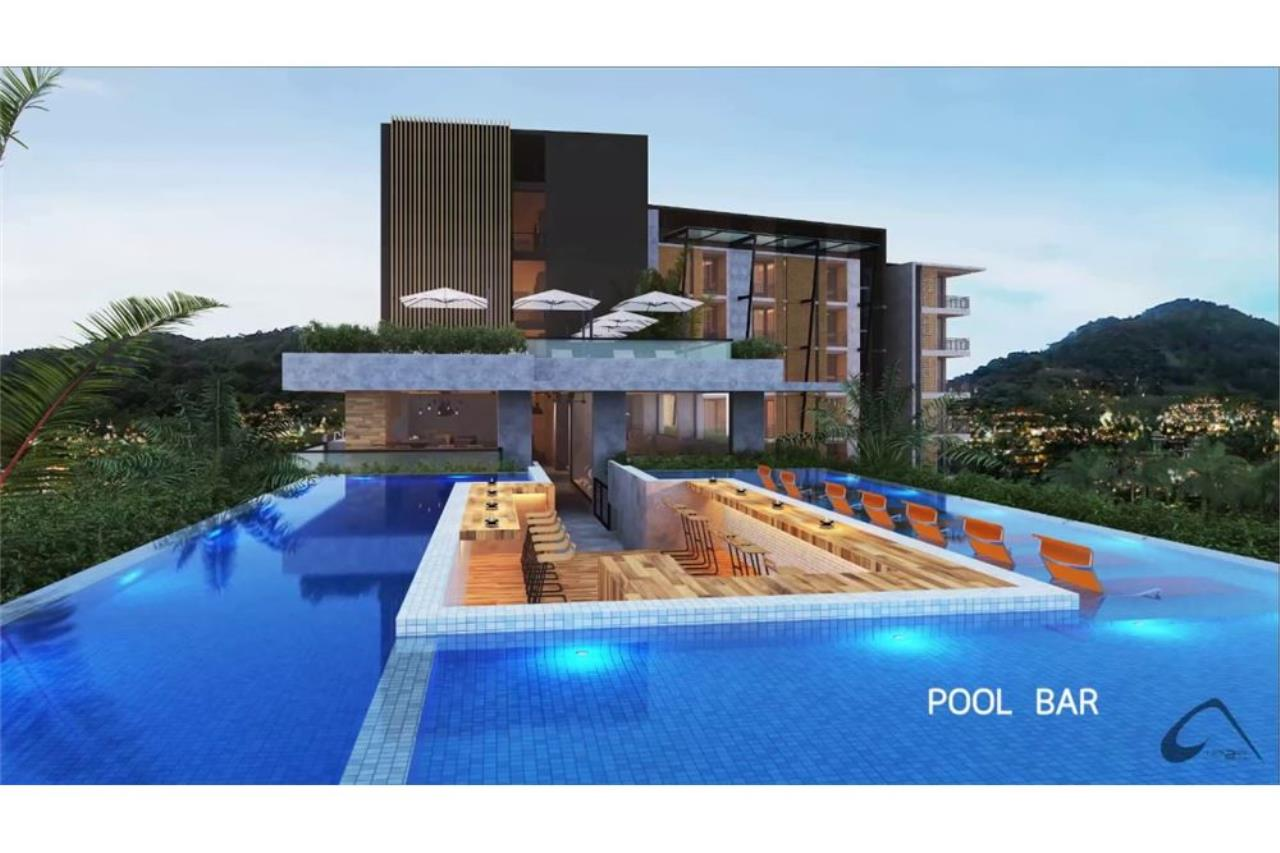 RE/MAX Top Properties Agency's PHUKET,NAI HARN BEACH,CONDO 1 BEDROOM,FOR SALE 16