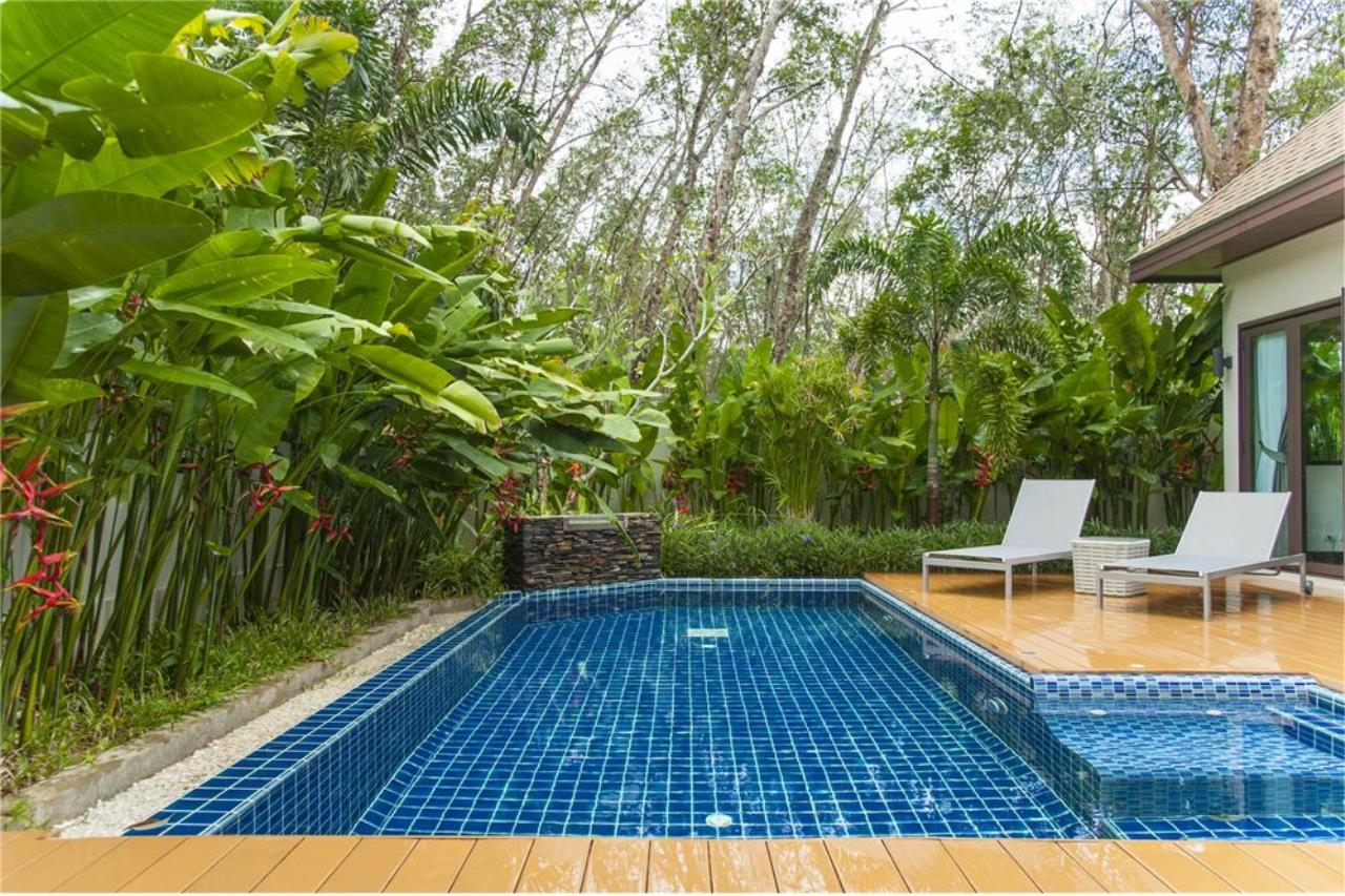 RE/MAX Top Properties Agency's PHUKET,NAI HARN,POOL VILLA 2 BEDROOMS,FOR SALE 12