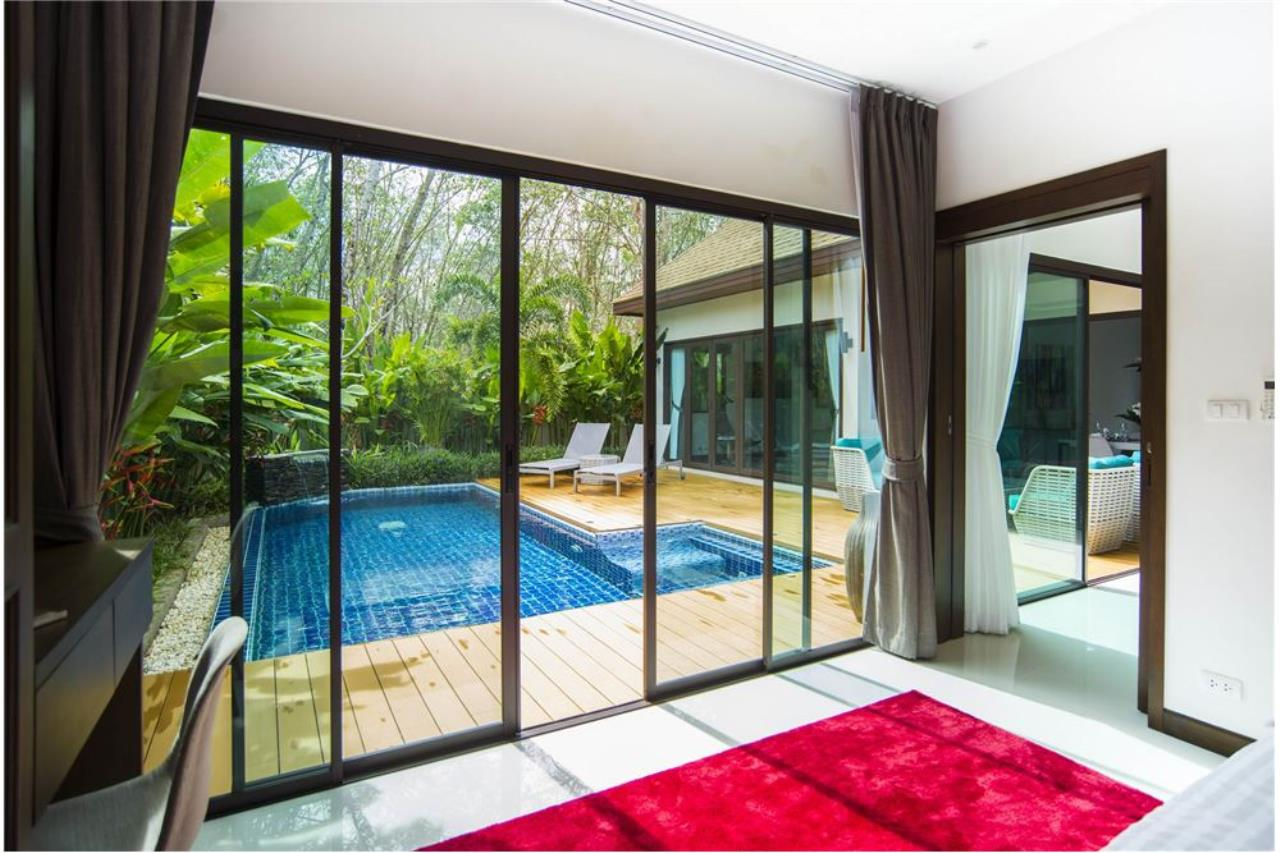 RE/MAX Top Properties Agency's PHUKET,NAI HARN,POOL VILLA 2 BEDROOMS,FOR SALE 4