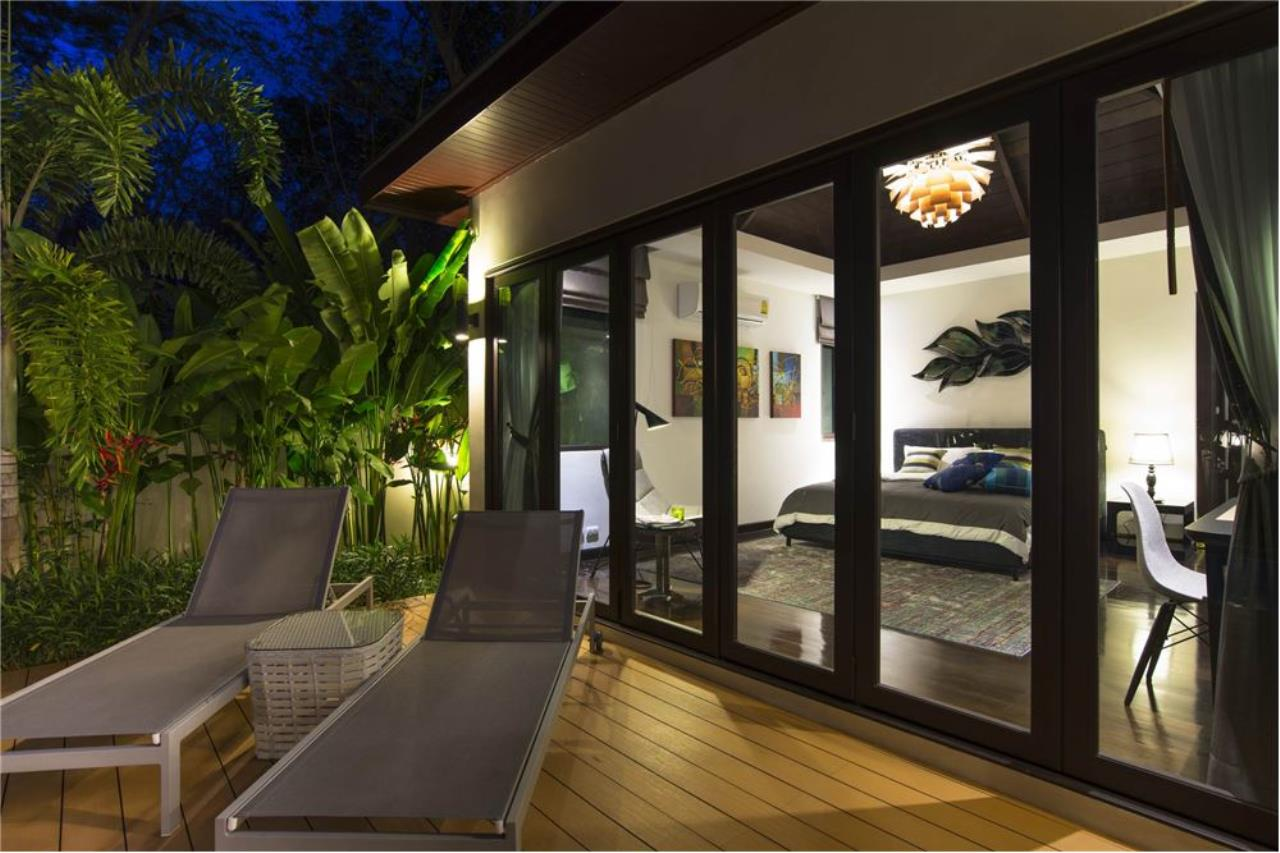 RE/MAX Top Properties Agency's PHUKET,NAI HARN,POOL VILLA 2 BEDROOMS,FOR SALE 9