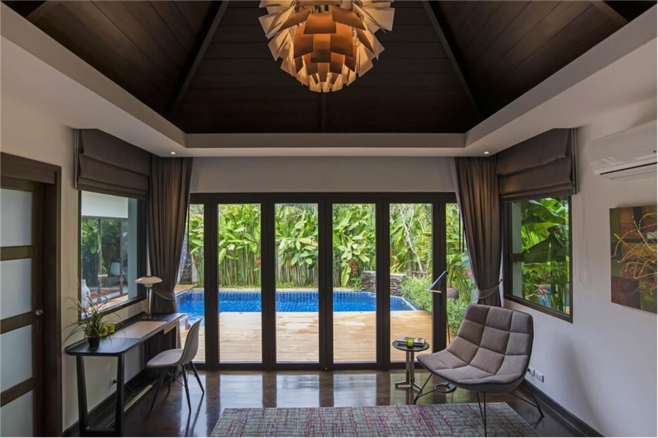 RE/MAX Top Properties Agency's PHUKET,NAI HARN,POOL VILLA 2 BEDROOMS,FOR SALE 2