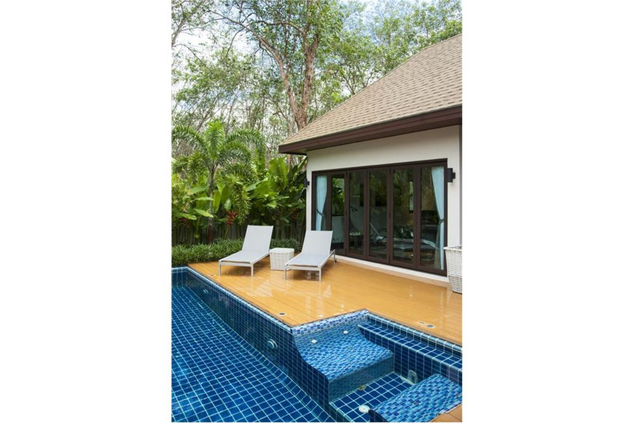 RE/MAX Top Properties Agency's PHUKET,NAI HARN,POOL VILLA 2 BEDROOMS,FOR SALE 5