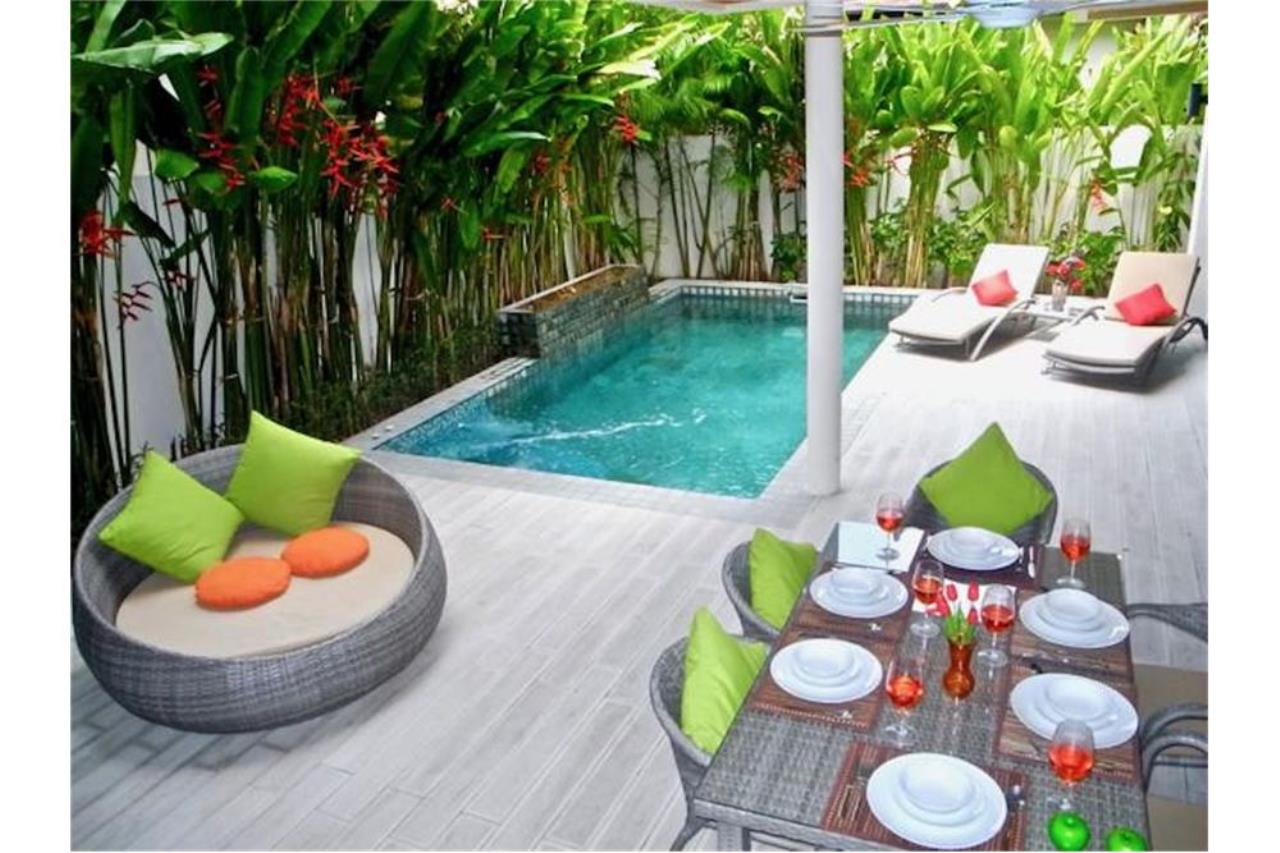 RE/MAX Top Properties Agency's PHUKET,RAWAI BEACH,POOL VILLA 2 BEDROOMS,FOR SALE 32