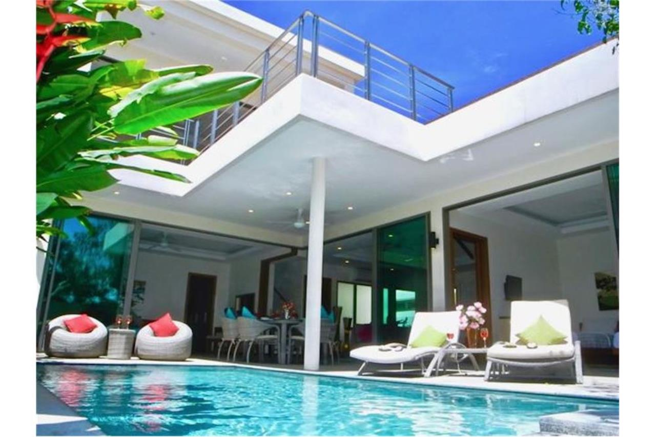 RE/MAX Top Properties Agency's PHUKET,RAWAI BEACH,POOL VILLA 3 BEDROOMS,FOR SALE 2
