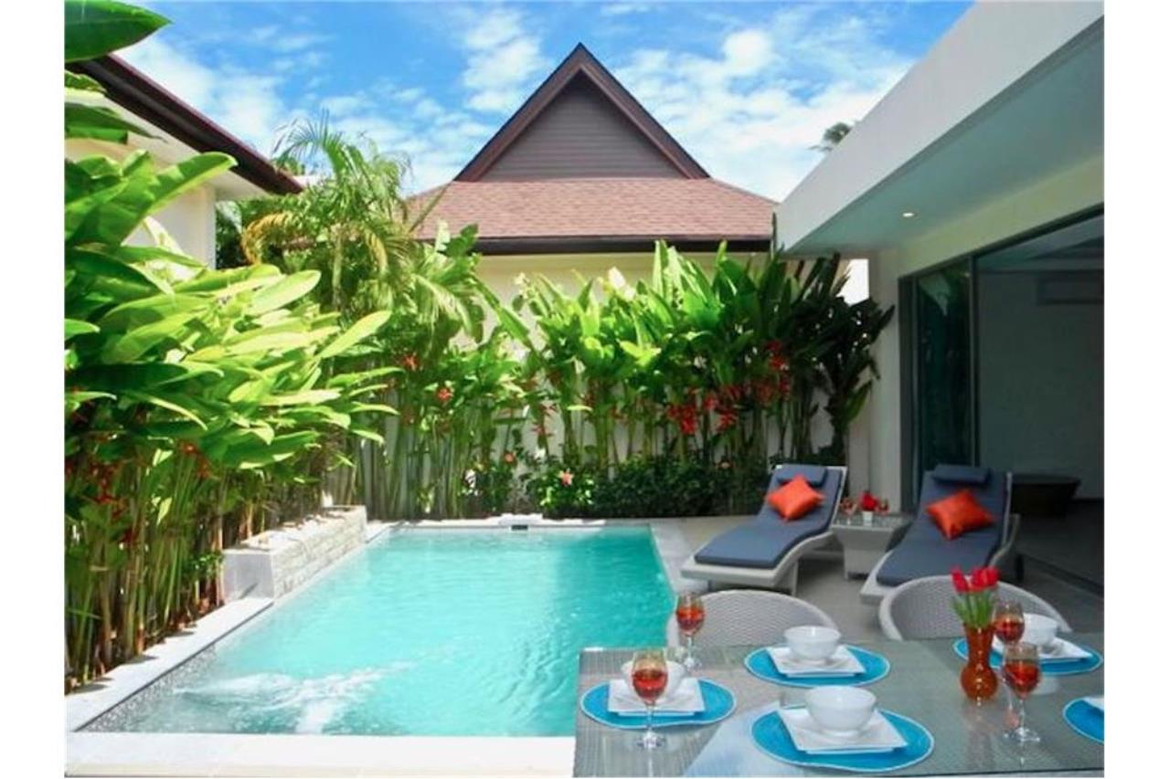 RE/MAX Top Properties Agency's PHUKET,RAWAI BEACH,POOL VILLA 3 BEDROOMS,FOR SALE 30