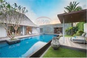 RE/MAX Top Properties Agency's PHUKET,BANGTAO,POOL VILLA 4 BEDROOMS,FOR SALE 25