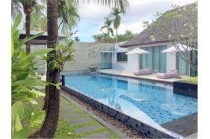 RE/MAX Top Properties Agency's PHUKET,BANGTAO,POOL VILLA 4 BEDROOMS,FOR SALE 4