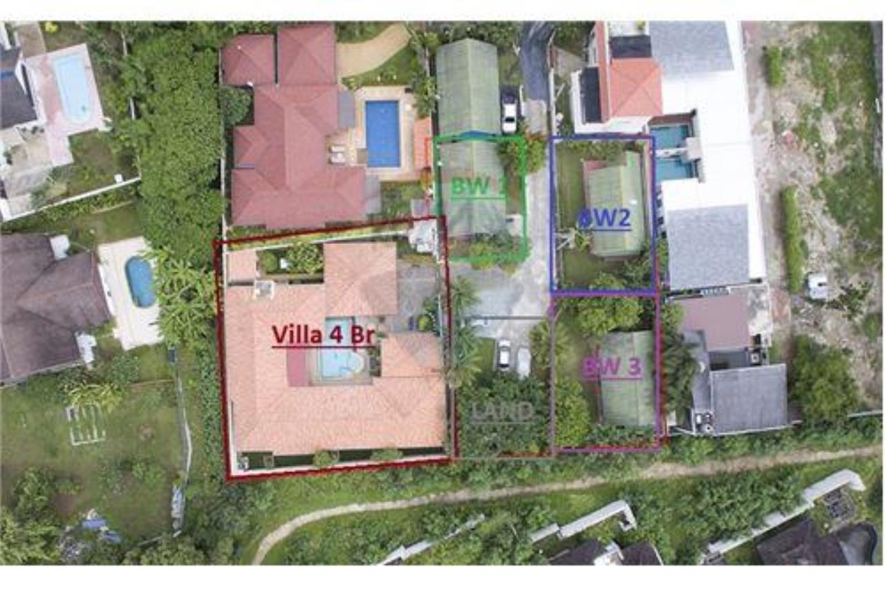 RE/MAX Top Properties Agency's PHUKET,RAWAI,800SQ.M LAND WITH 2BUNGALOWS,FOR SALE 11