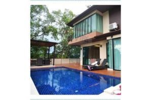 RE/MAX Top Properties Agency's PHUKET,CHERNG THALE,POOL VILLA 3 BEDROOMS,FOR SALE 20