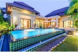 RE/MAX Top Properties Agency's PHUKET,RAWAI BEACH,POOL VILLA 3 BEDROOMS,FOR RENT 24