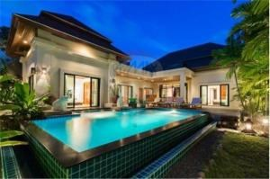 RE/MAX Top Properties Agency's PHUKET,RAWAI BEACH,POOL VILLA 3 BEDROOMS,FOR RENT 6