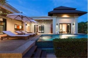 RE/MAX Top Properties Agency's PHUKET,RAWAI BEACH,POOL VILLA 3 BEDROOMS,FOR RENT 1