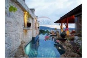 RE/MAX Top Properties Agency's Phuket Patong, Luxury Pool Villa Sea View 4Br Rent 8