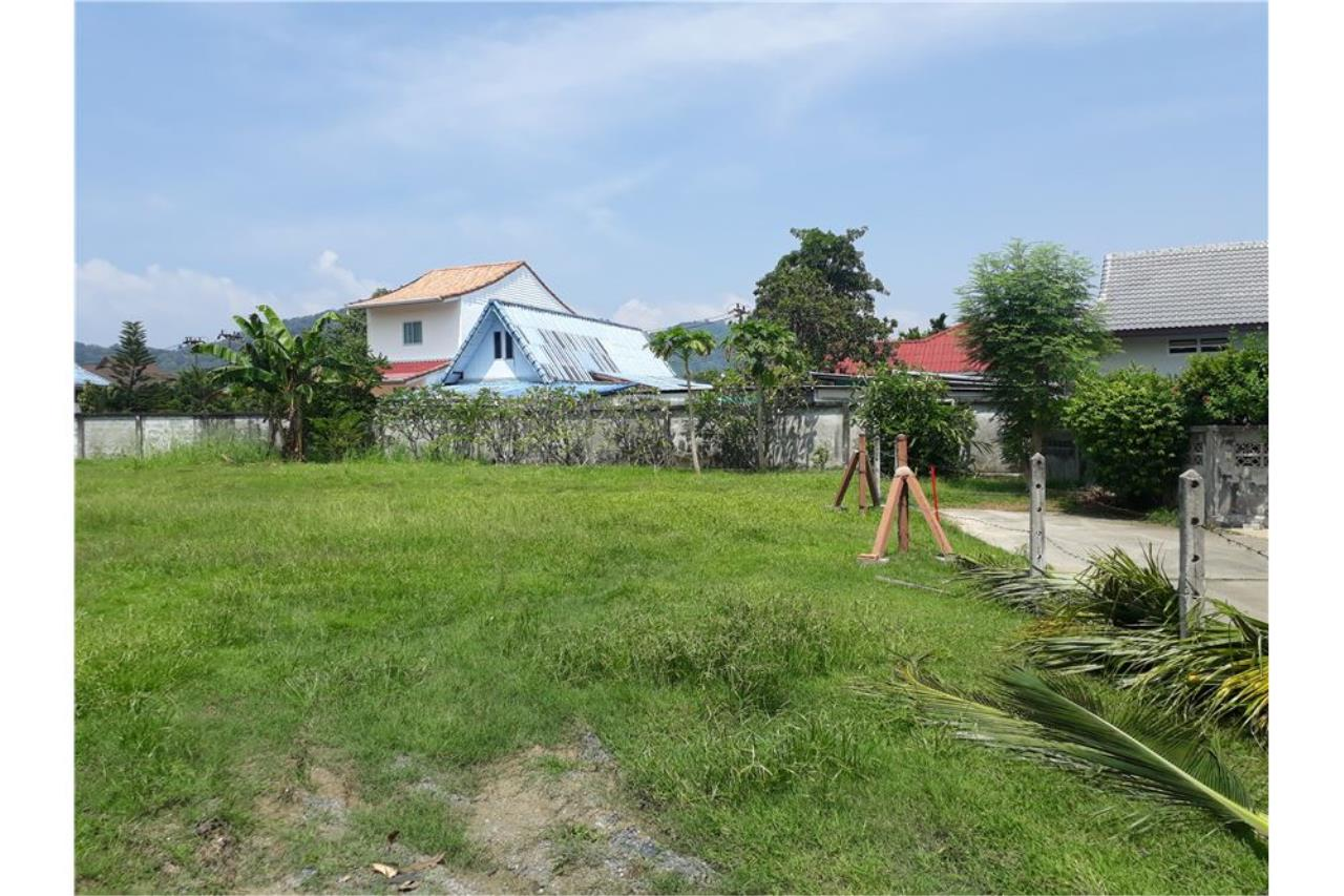 RE/MAX Top Properties Agency's Phuket, Nai Harn Beach, Land 712 sqm for Sale 1