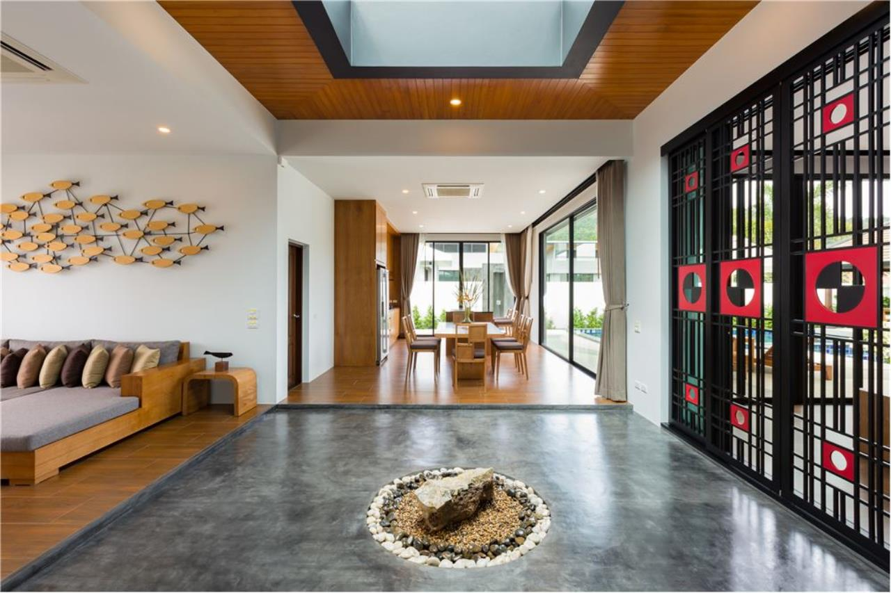 RE/MAX Top Properties Agency's Phuket, Nai Harn Beach, Pool Villa 3 Br for Rent 4