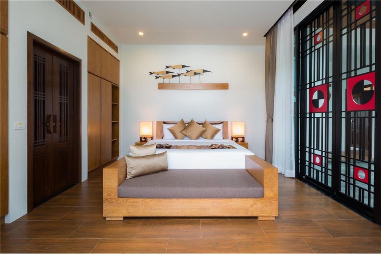 RE/MAX Top Properties Agency's Phuket, Nai Harn Beach, Pool Villa 3 Br for Rent 7