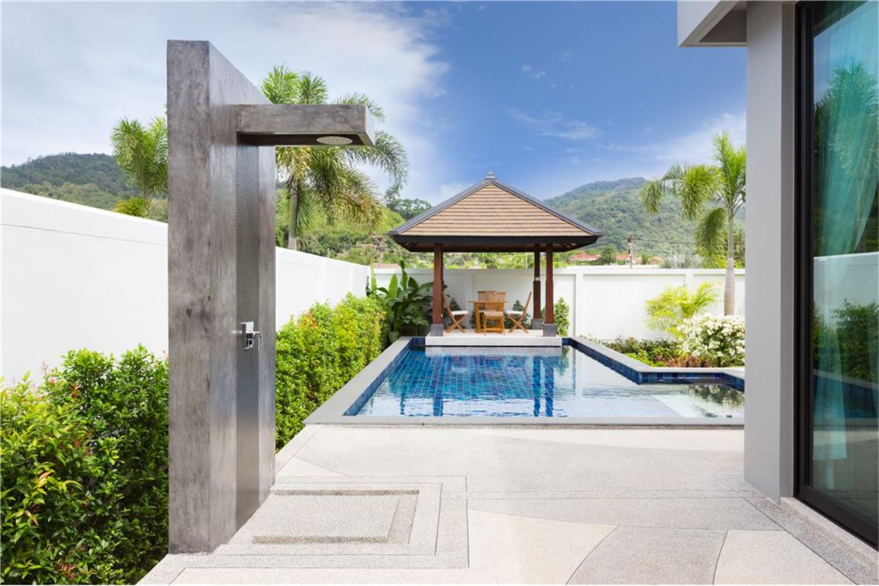 RE/MAX Top Properties Agency's Phuket, Nai Harn Beach, Pool Villa 3 Br for Rent 14