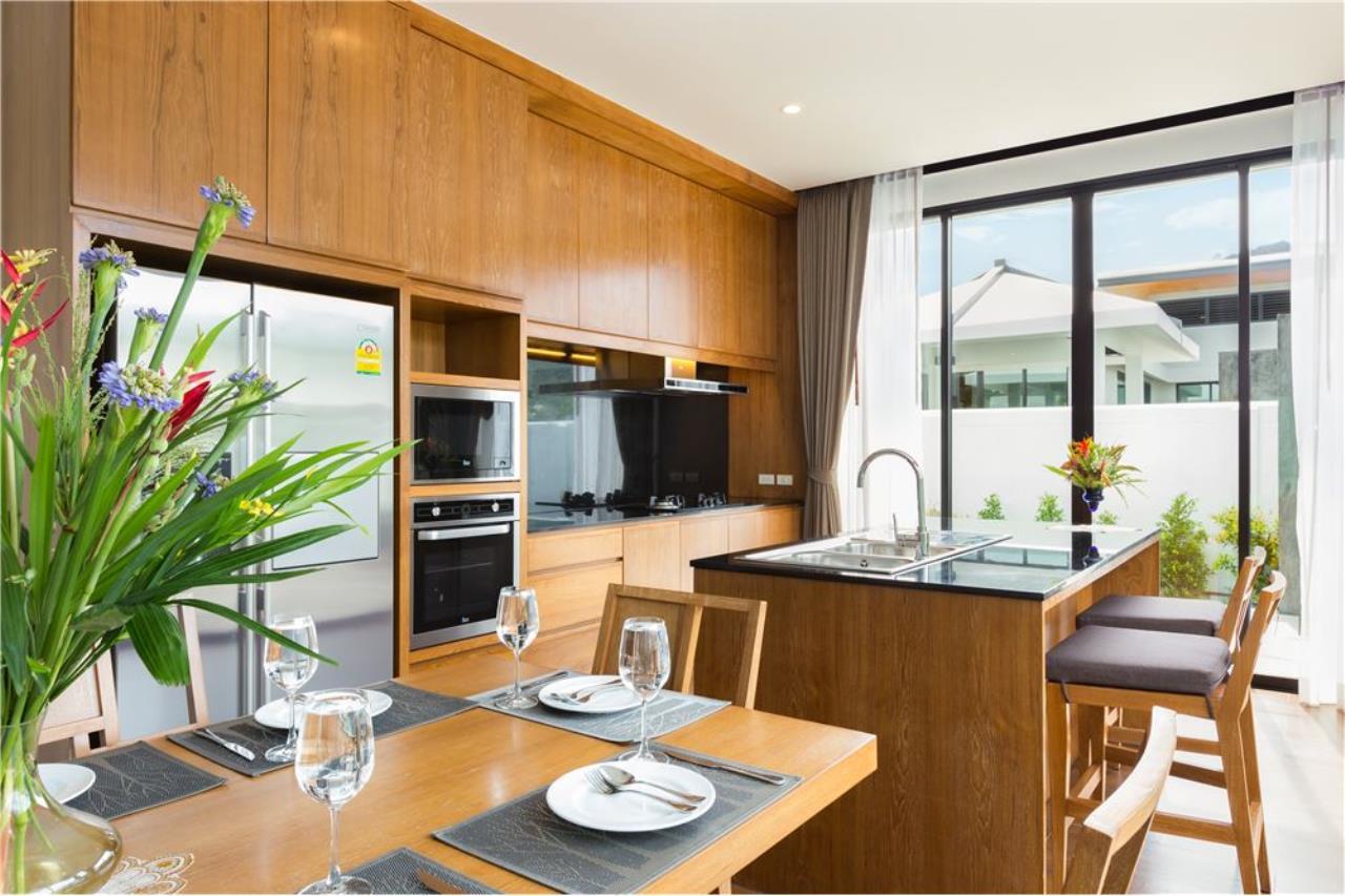 RE/MAX Top Properties Agency's Phuket, Nai Harn Beach, Pool Villa 3 Br for Rent 5