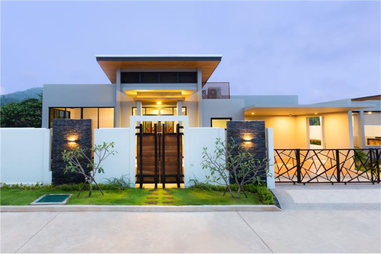 RE/MAX Top Properties Agency's Phuket, Nai Harn Beach, Pool Villa 3 Br for Rent 2