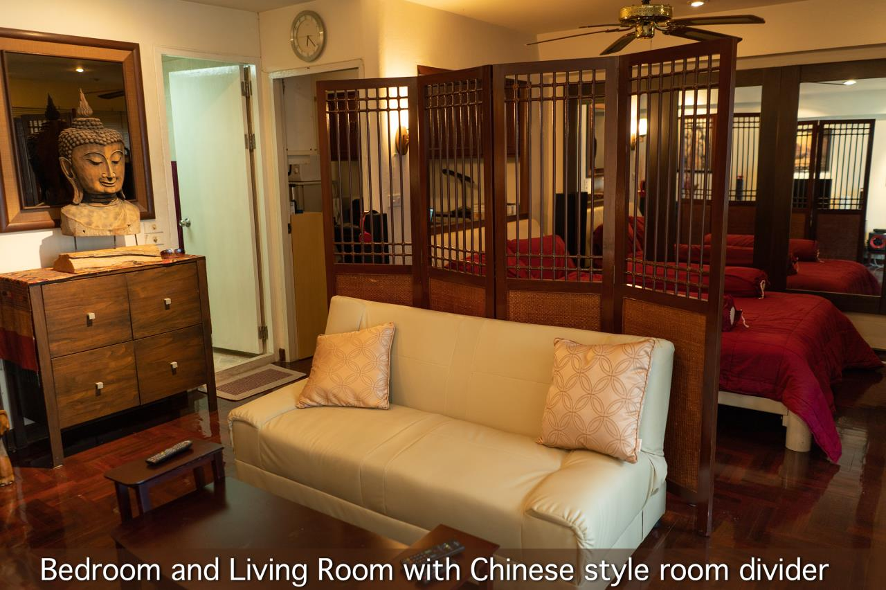 FlexStay Rentals Agency's 1 Bedroom Studio in the middle of thong lor by Flexstay Rentals 1