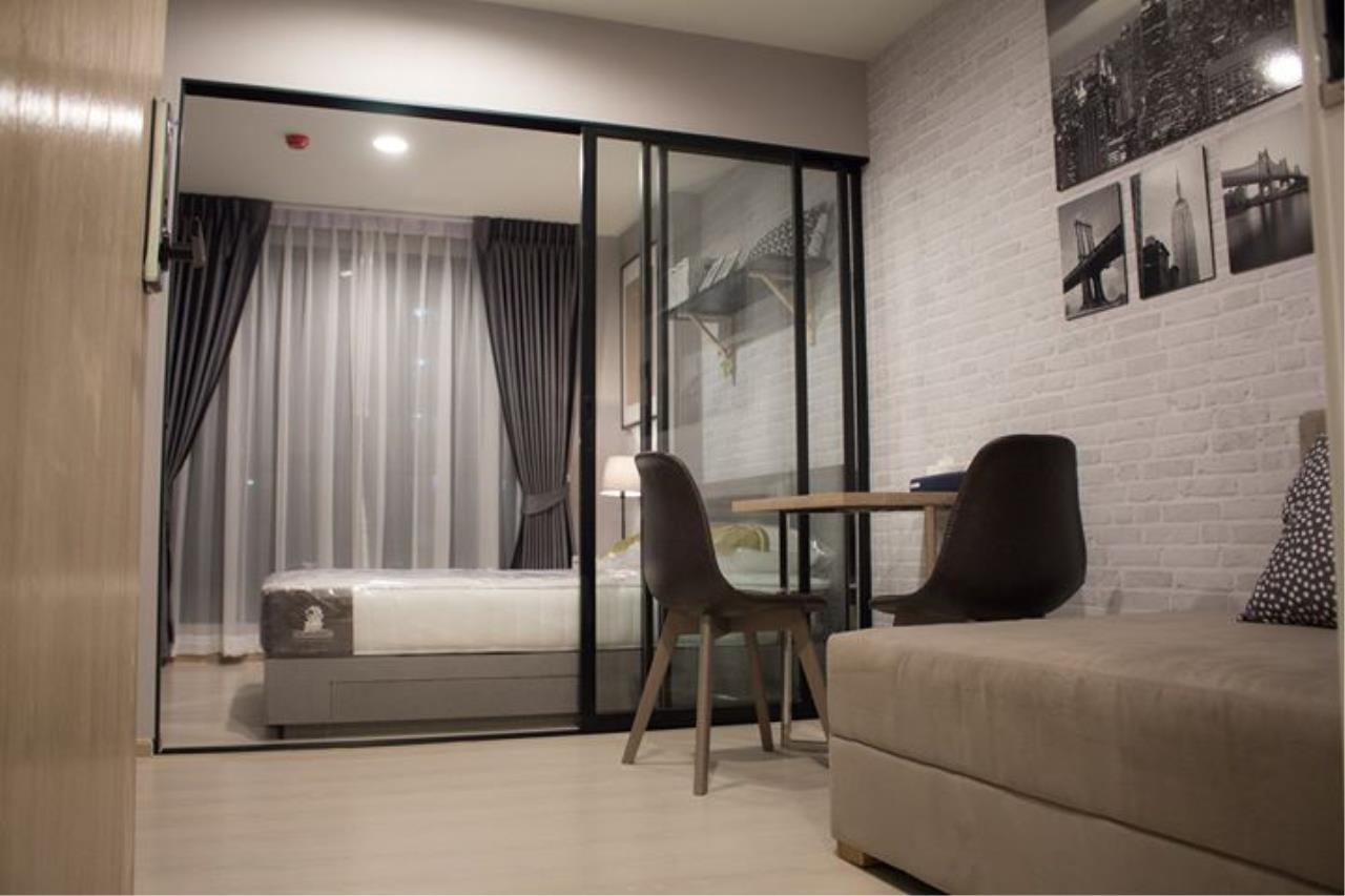 HOME - Real Estate Service Agency's The Excel Udomsuk / 1 Bed (FOR RENT) 6