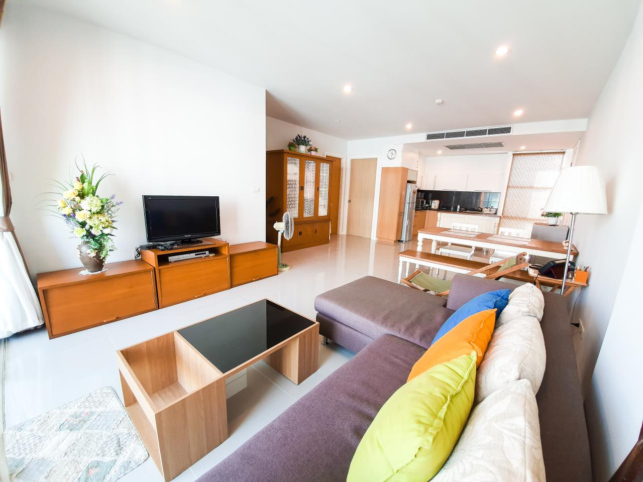 HOME - Real Estate Service Agency's The Breeze Hua Hin / 2 Beds (FOR RENT), เดอะ บรีซ หัวหิน / 2 ห้องนอน (ให้เช่า) T008 1