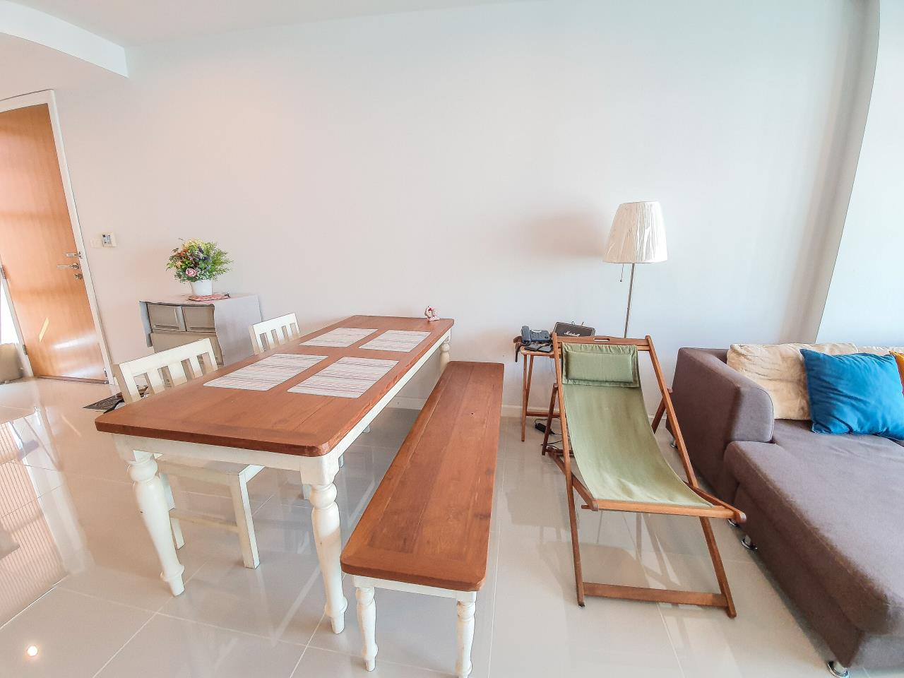 HOME - Real Estate Service Agency's The Breeze Hua Hin / 2 Beds (FOR RENT), เดอะ บรีซ หัวหิน / 2 ห้องนอน (ให้เช่า) T008 2
