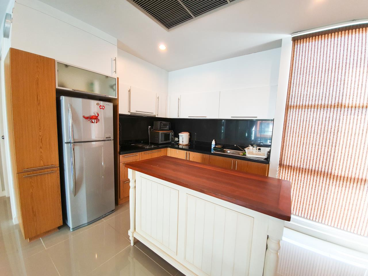 HOME - Real Estate Service Agency's The Breeze Hua Hin / 2 Beds (FOR RENT), เดอะ บรีซ หัวหิน / 2 ห้องนอน (ให้เช่า) T008 5