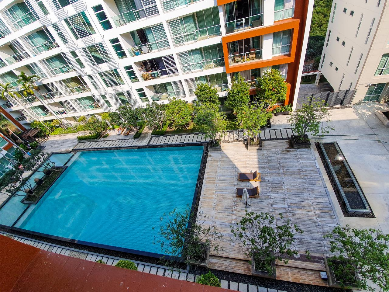 HOME - Real Estate Service Agency's The Breeze Hua Hin / 2 Beds (FOR RENT), เดอะ บรีซ หัวหิน / 2 ห้องนอน (ให้เช่า) T008 21