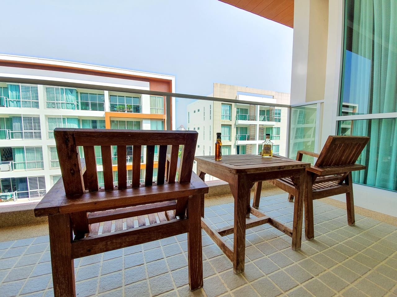 HOME - Real Estate Service Agency's The Breeze Hua Hin / 2 Beds (FOR RENT), เดอะ บรีซ หัวหิน / 2 ห้องนอน (ให้เช่า) T008 7