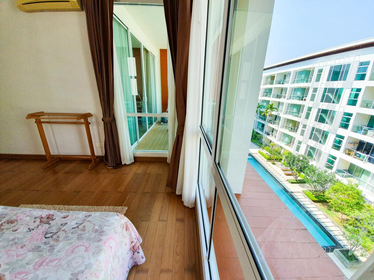 HOME - Real Estate Service Agency's The Breeze Hua Hin / 2 Beds (FOR RENT), เดอะ บรีซ หัวหิน / 2 ห้องนอน (ให้เช่า) T008 11