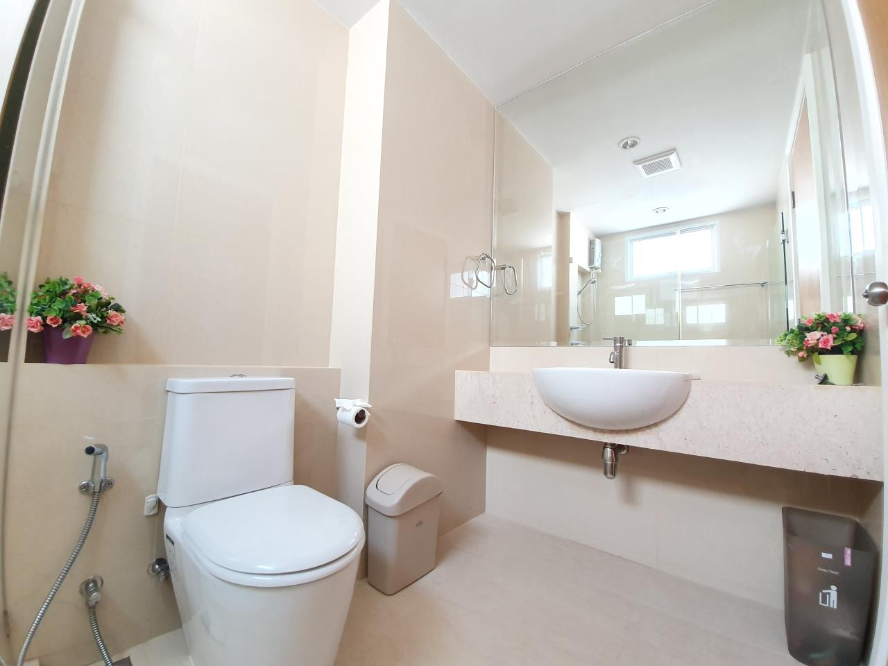 HOME - Real Estate Service Agency's The Breeze Hua Hin / 2 Beds (FOR RENT), เดอะ บรีซ หัวหิน / 2 ห้องนอน (ให้เช่า) T008 12