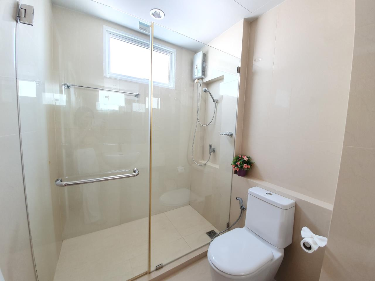 HOME - Real Estate Service Agency's The Breeze Hua Hin / 2 Beds (FOR RENT), เดอะ บรีซ หัวหิน / 2 ห้องนอน (ให้เช่า) T008 13