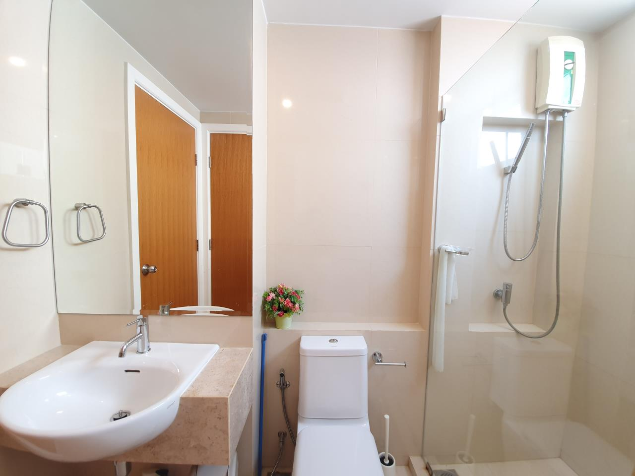 HOME - Real Estate Service Agency's The Breeze Hua Hin / 2 Beds (FOR RENT), เดอะ บรีซ หัวหิน / 2 ห้องนอน (ให้เช่า) T008 15